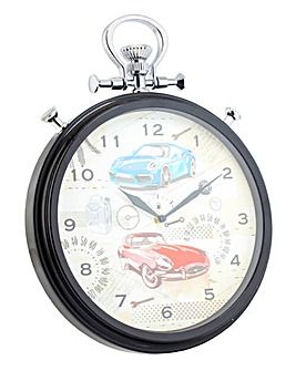 Pit Stop Clock