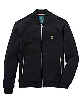Luke Sport Prosper Zip Through Sweat Reg