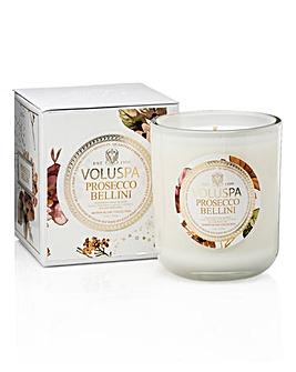Voluspa Prosecco 12oz Boxed Candle