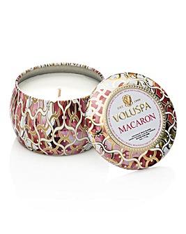 Voluspa Macaron 4oz Candle Mini Tin