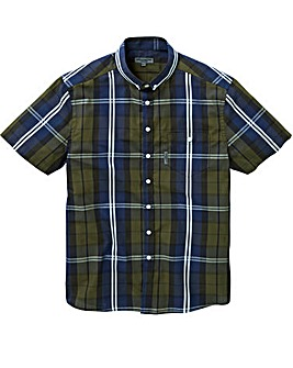 Voi Cargo Check Shirt Long