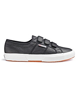 Superga 2750 Classic Leather Plimsoles