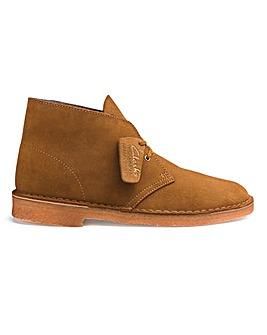 Clarks Originals Suede Desert Boots