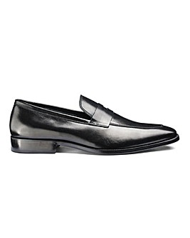 Dune Philipe Chisle Toe Loafers