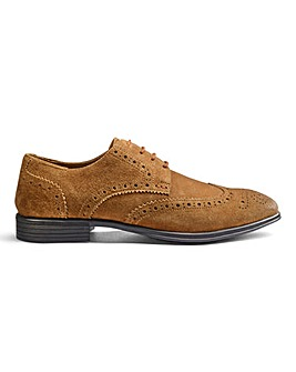 SoleForm Brogues Extra Wide Fit