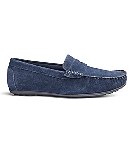 Joe Browns Suede Driving Loafers