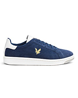 Lyle & Scott Burchill Trainers Standard