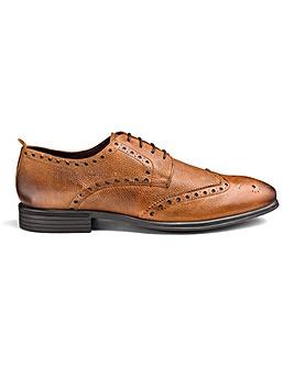 Soleform Leather Brogues Standard Fit.