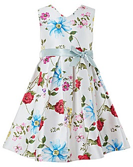 Monsoon Ladybird Print Dress