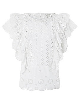 Monsoon Vivien Shiffly Top