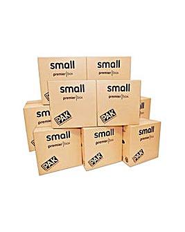 StorePAK Sml Storage Boxes 10 Pack