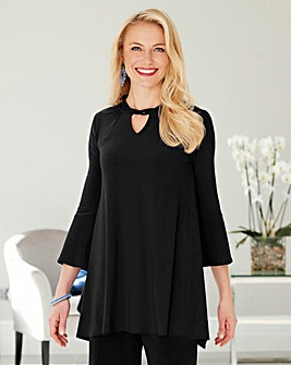 Joanna Hope Jersey Tunic