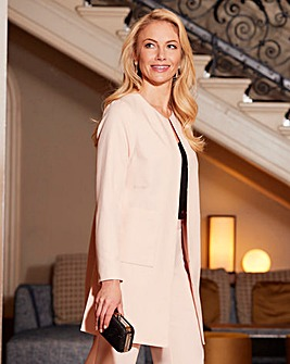 Joanna Hope Petite Edge to Edge Jacket