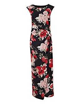 Joanna Hope Petite Print Maxi Dress