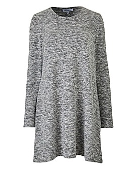 Soft Touch Swing Pocket Tunic
