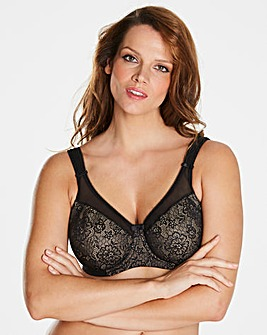 Berlei Lace Wired Minimiser Bra