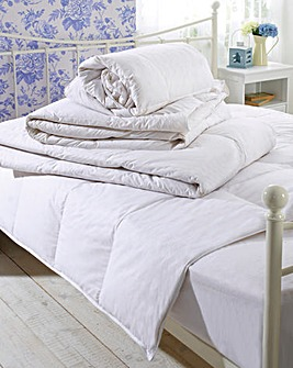 Duck Feather and Down Duvet 10.5 Tog