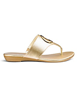 Toe Post Sandals E Fit