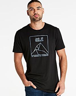 Jack Wolfskin Peak T-Shirt