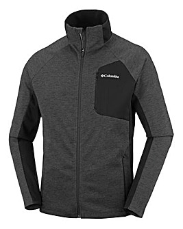 Columbia Marley Crossing Zip Fleece