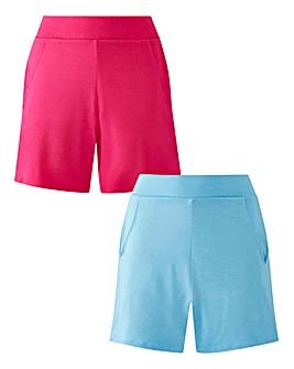 PK2 Stretch Jersey Shorts