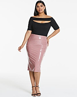Simply Be Edited By Amber Rose Skirt