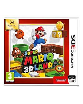 Super Mario 3D Land Selects Nintendo 3DS