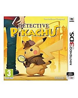 Detective Pikachu Nintendo 3DS