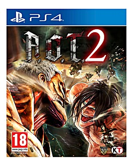 Attack On Titan 2 PS4