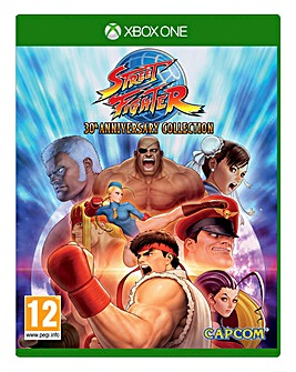 Street Fighter 30TH (Xbox One)