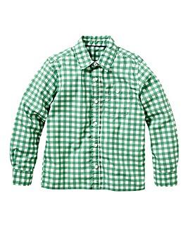 KD EDGE Boys Checked Shirt (7-13 years)