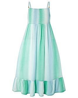 Monsoon Tie Dye Maxi Dress