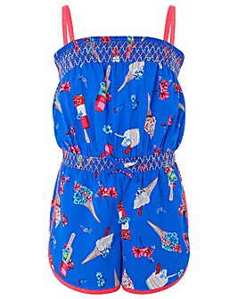 Monsoon Evie Playsuit