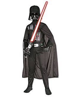 Child Star Wars Darth Vader Costume