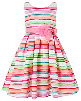 Monsoon Behati Stripe Dress