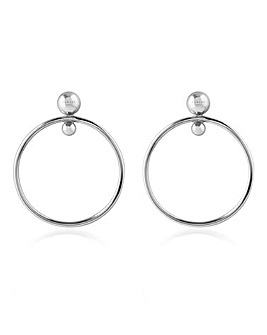 Radley Hoop Drop Earrings