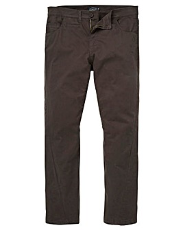 Label J Stretch Twist Tapered Chino 31In