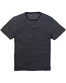 Jacamo Nittin Pocket T-Shirt Long