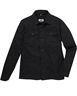 Jacamo Brogan Military Shirt Regular
