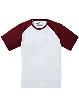 Jacamo Drake Raglan T-Shirt Regular