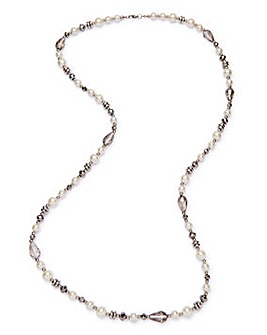 Joanna Hope Long Pearl Necklace
