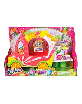 Shopkins Smoothie Juice Truck Playset