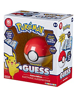 Pokemon Guess