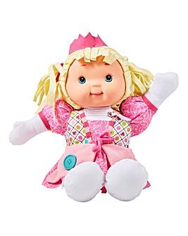 Babys First Zip-Ity Princess