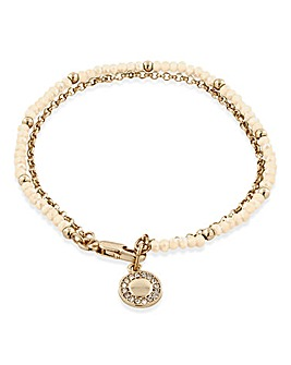 Buckley London Camden Bracelet Peach