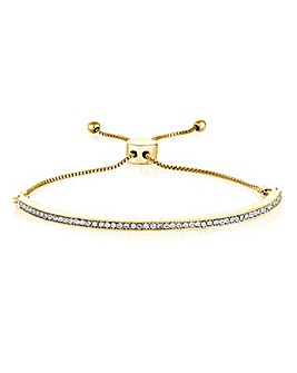 Buckley London Portobello Gold Bracelet