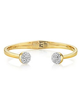 Buckley London Greenwich Pave Bangle