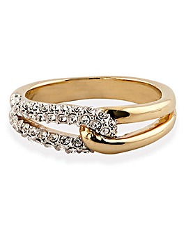 Buckley London Embrace Ring