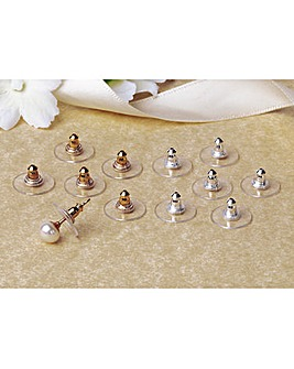 Earring Supports Pack of 6