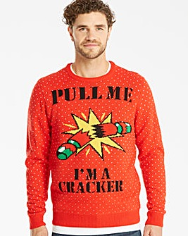 Label J Cracker Xmas Knit Regular